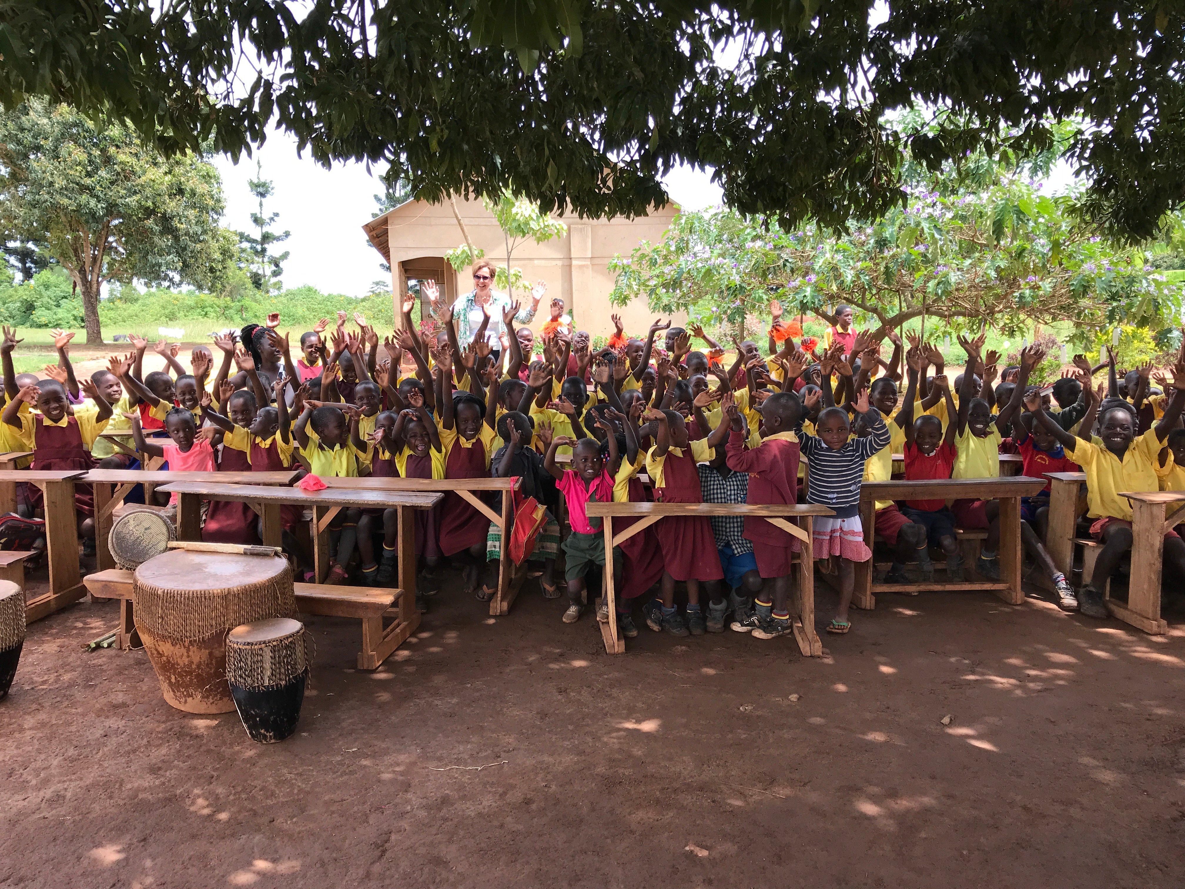The Gracious Primary school